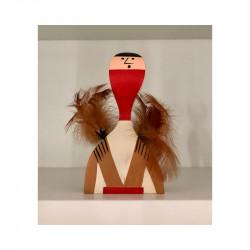 Wooden Dolls bambola Vitra